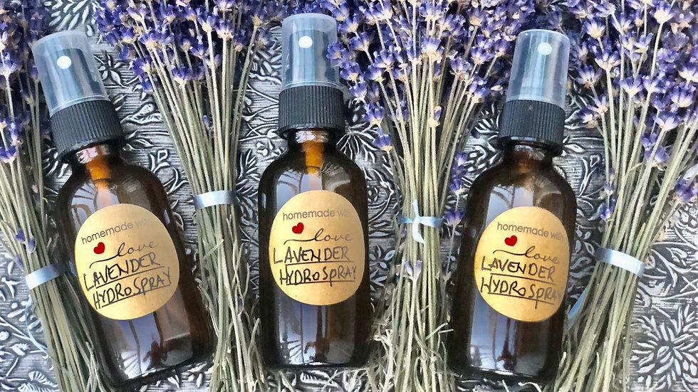 Lavender Hydro Spray