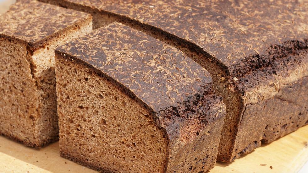 Dark Rye Bread (Ruginė Duona)