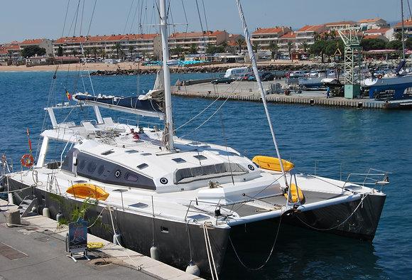 Catamaran Lady PACA