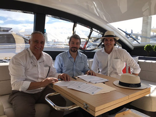 Schaefer Yachts will have new design options in partnership with Pininfarina