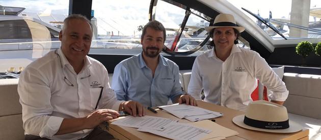 Schaefer Yachts terá novas opções de design em acordo firmado com Pininfarina