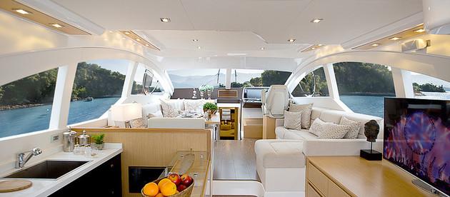 Schaefer Yachts entrega barco de 56 pés ao mercado norte-americano.