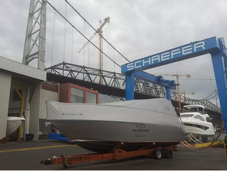 Schaefer Yachts starts exportation to Paraguay