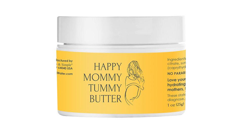 Happy Mommy Tummy Butter 1 oz