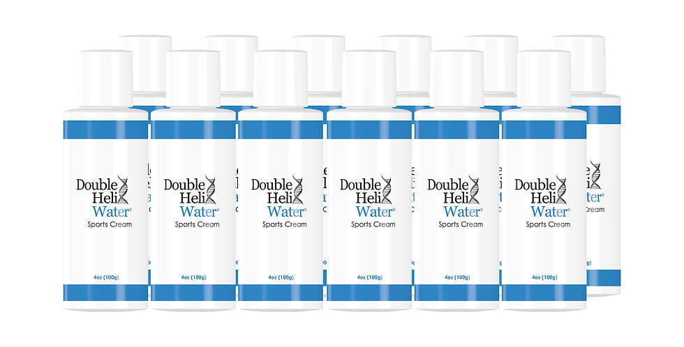 12 Pack Double Helix Water Sports Cream $18.99/Bottle