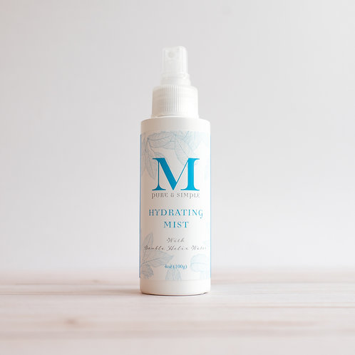 Martine: Pure & Simple Hydrating Mist