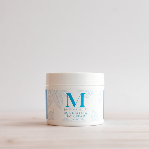 Martine: Pure & Simple Age Defying Day Cream