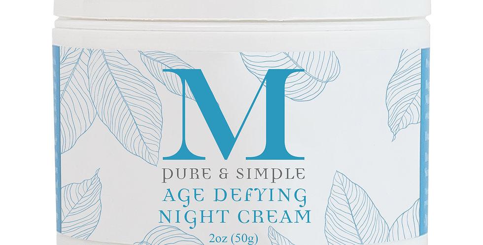 Age-Defying Night Cream 2 oz