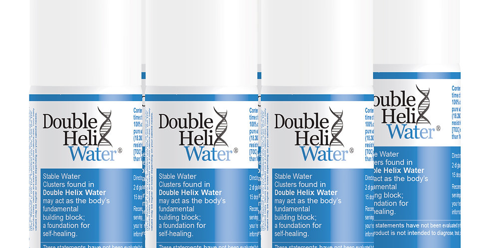 Double Helix Water Six Pack - Save $56.7