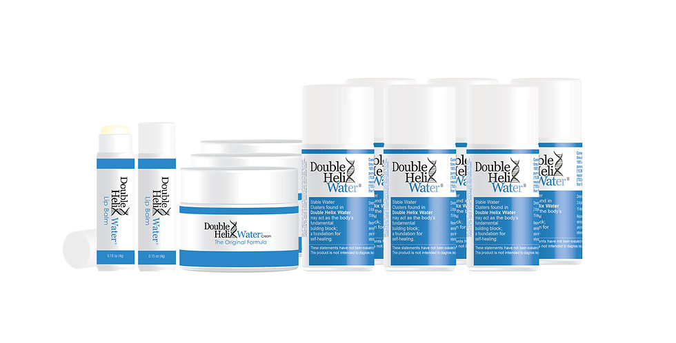 Double Helix Water Basic Package