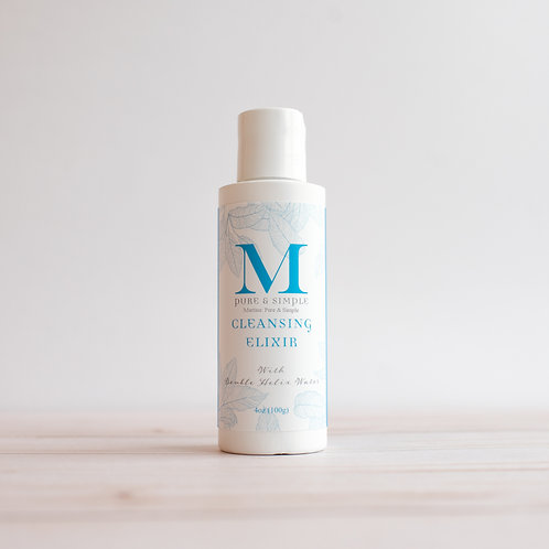 Martine: Pure & Simple Cleansing Elixir