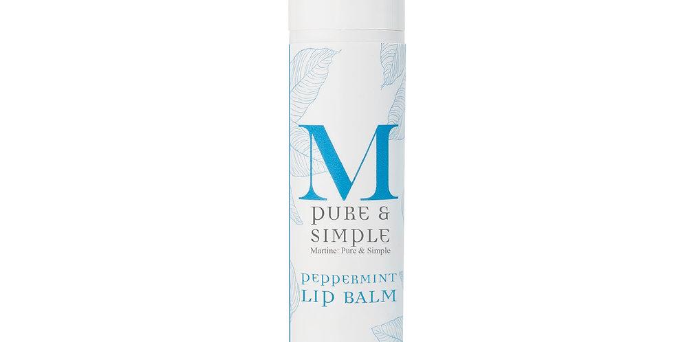 Peppermint Lip balm 0.15 oz