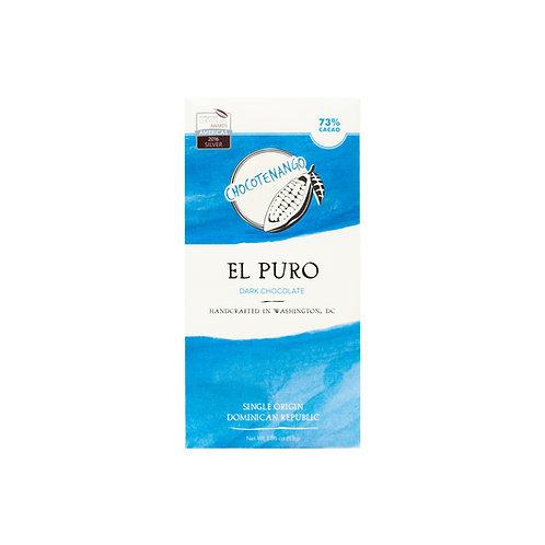 73% Dark Chocolate from Duarte, Dominican Republic