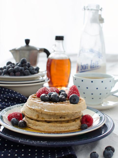 Wafles and Berries-food photographer-washingtondc-letikugler