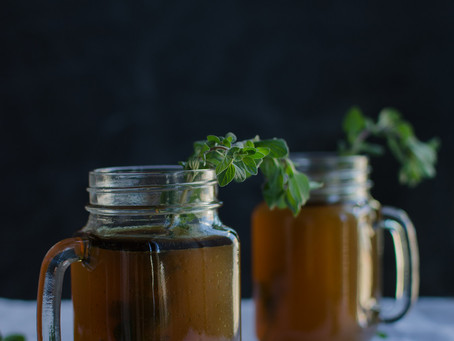 ROASTED BONE BROTH
