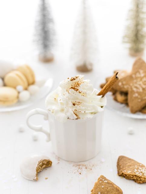 Christmas Cookies-food and product photographer washington DC