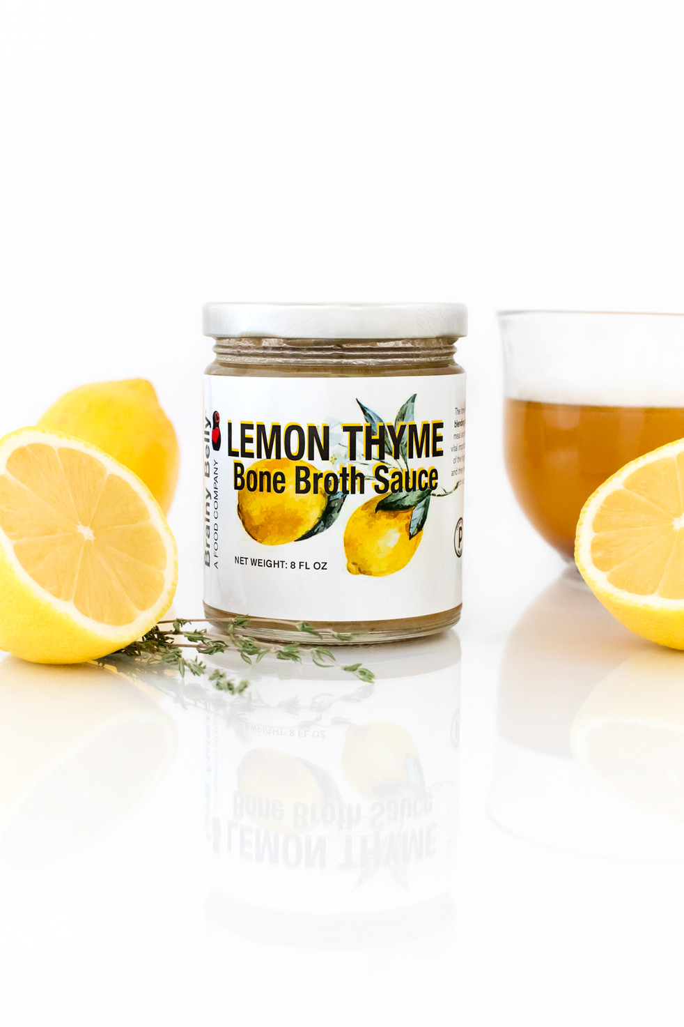Bone Broth Sauces from Brainy Belly