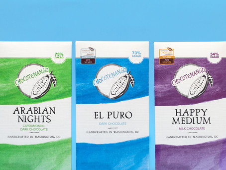 Bean to Bar Chocolate Handcrafted in Washington DC