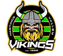 Hastings Valley Vikings Logo