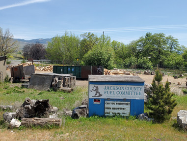 Task Force partners with Jackson County organization to provide wood to low-income residents