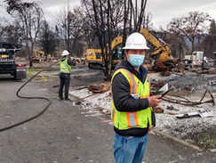 Beachie Creek and Holiday Farm Fire areas to receive community air monitoring