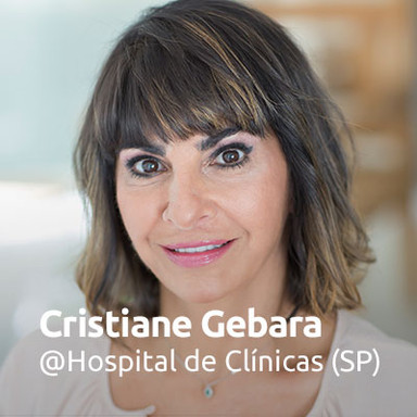 Cristiane Maluhy Gebara @Hospital de Clínicas (SP)