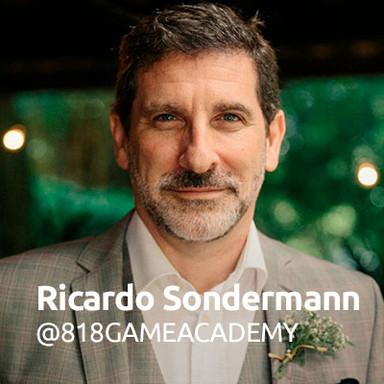 Ricardo Sondermann @818GAMEACADEMY