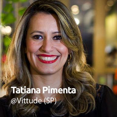 Tatiana Pimenta @Vittude