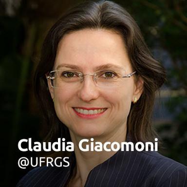 Claudia Hofheinz Giacomoni @UFRGS