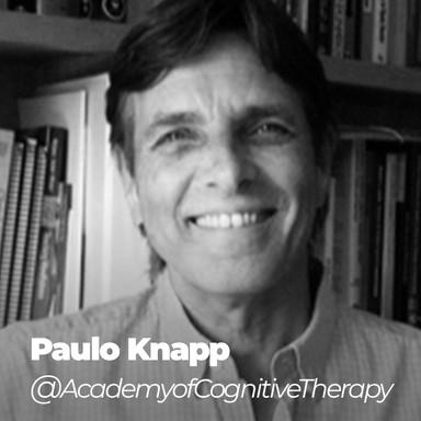Paulo Knapp @AcademyofCognitiveTherapy