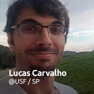 Lucas de Francisco Carvalho @USF/SP