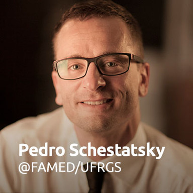 Pedro Schestatsky @FAMED/UFRGS