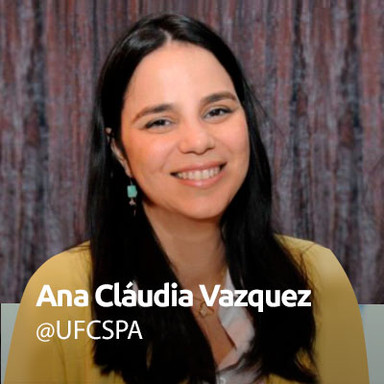 Ana Cláudia Vazquez @UFCSPA