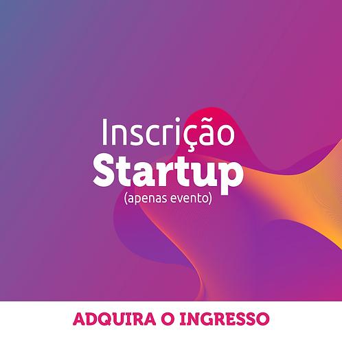 Startup   Inscrição Congresso