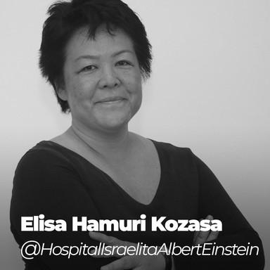 Elisa Hamuri Kozasa @Hospital Israelita Albert Einstein