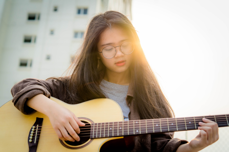 Online Individual Guitar Lessons