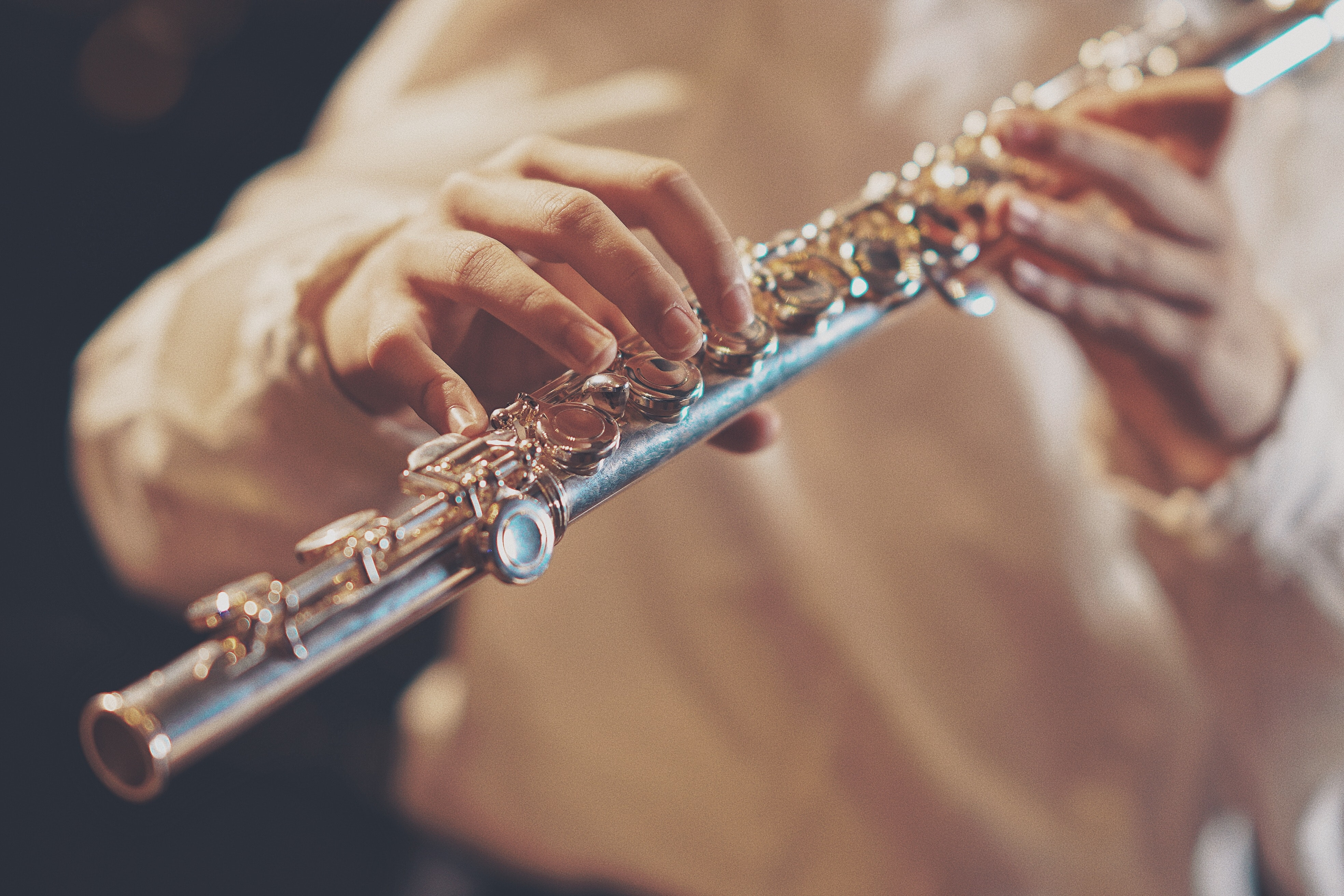 Online Individual Flute Lessons