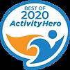 Best of 2020 Activity Hero