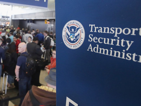 TSA quietly changed its hemp policy, but as of 5/31/19 TSA agents NOT fully briefed < - -