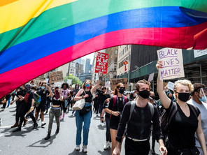 LGBTQ+ Lives & BLM
