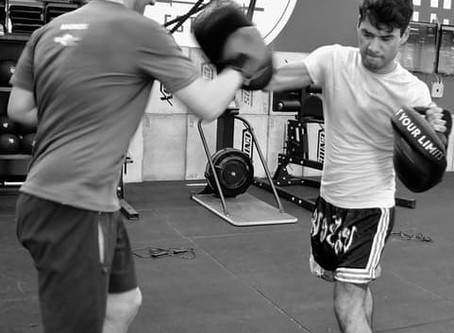 Training Kickboxen - Thaiboxen 24/08/19