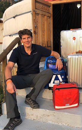 Chris The Doc · International Emergency Tour Doctor · Tour-Arzt · Erste-Hilfe-Trainings speziell für Motorradfahrer · Dr. med. Christopher Andratschke · München