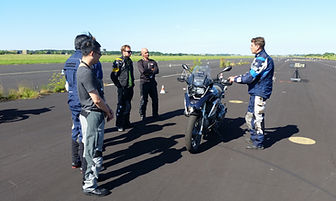 Chris The Doc · Dr. med. Christopher Andratschke · 1-Tages Erste-Hilfe Training - Fokus Motorrad