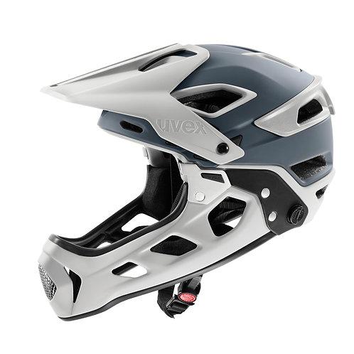 Uvex jakkyl hde grey mat Full Face Helmet