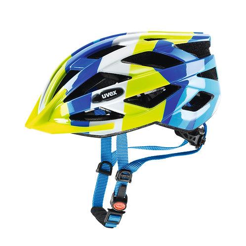 UVEX Air-wing Blue/green Helmet