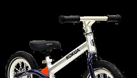 Benefits of Balance Bikes