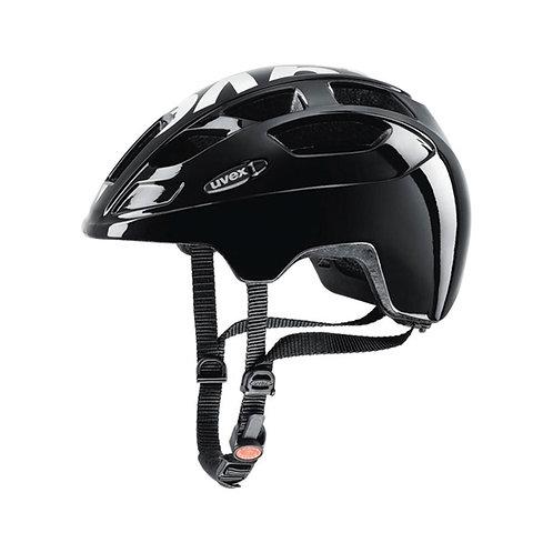 UVEX Finale Junior Black & White Helmet