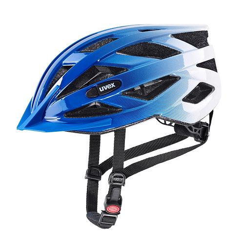 Uvex air wing cobalt-white Helmet