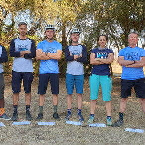 IT'S OFFICIAL! We are internationally accredited BICP MTB SKILLS COACHES!