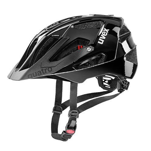 Uvex quatro all black Helmet